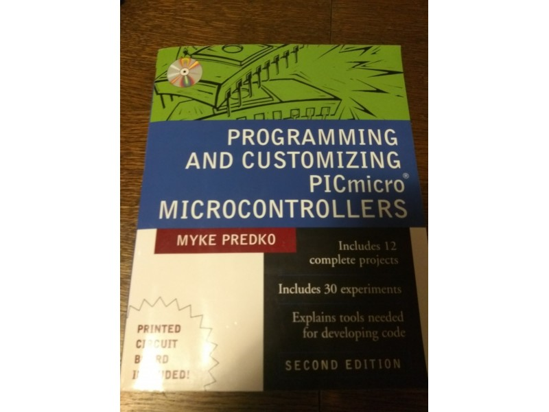 Programming Pic Micro microcontrollers