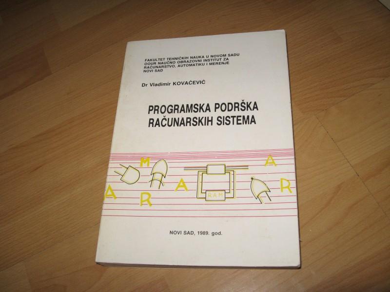 Programska podrska racunarskih sistema