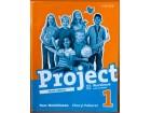 Project 1 Workbook Third Edition, Tom Hutchinson
