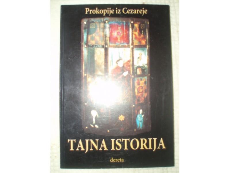 Prokopije iz Cezareje Tajna istorija