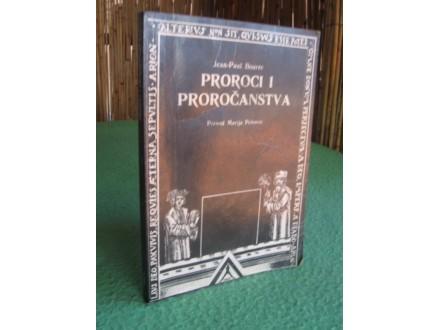 Proroci i proročanstva - Jean Paul Bourre