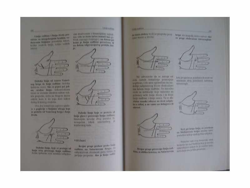 Proucavanje dlana  prakticna primena  Comte de S.G.