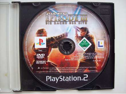 Ps2 Star Wars Episode 3