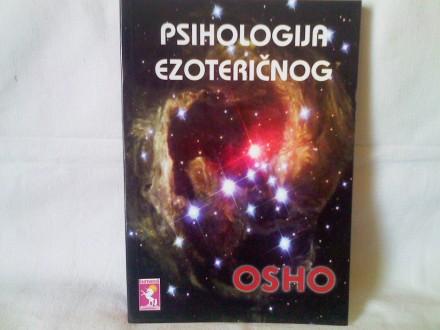 Psihologija ezoteričnog - Osho