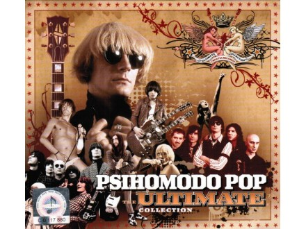 Psihomodo Pop ‎– The Ultimate Collection 2xCD
