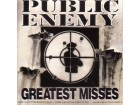 Public Enemy – Greatest Misses (CD)
