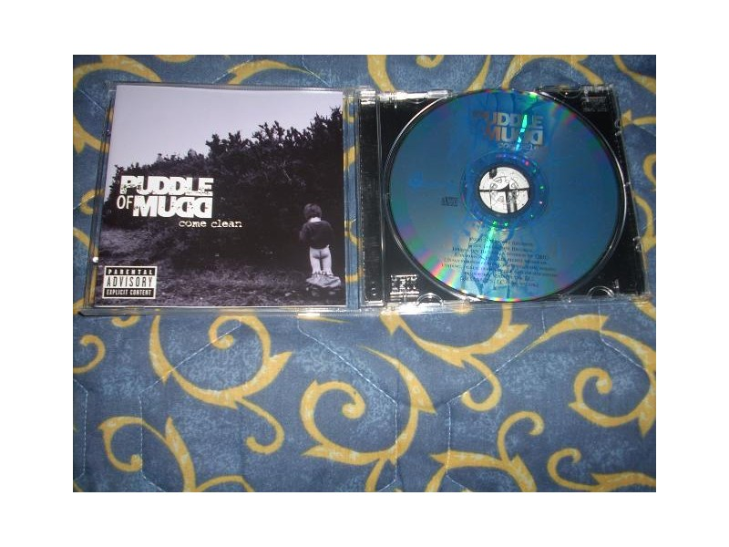 Puddle Of Mud-Come Clean CD