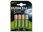 Punjive baterije Durasel AA 2500 mAh