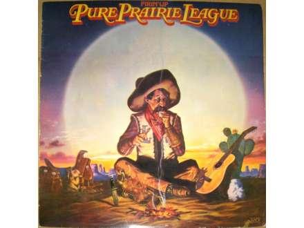 Pure Prairie League - Firin` Up