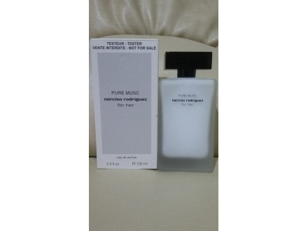 Pure musc for her Narciso Rodriguez TESTER