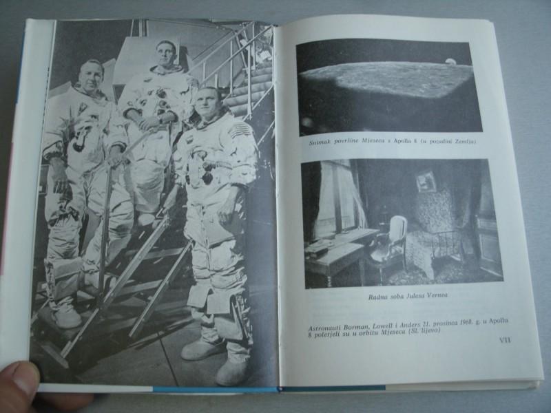 Put na mjesec - Od fantazije do Apolla, Jules Verne