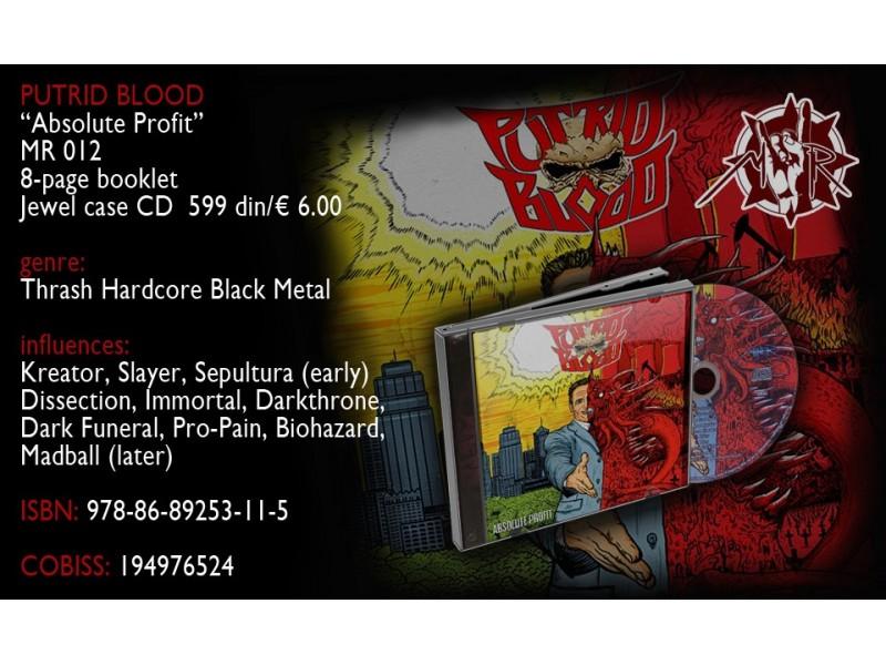 Putrid Blood - Absolute Profit