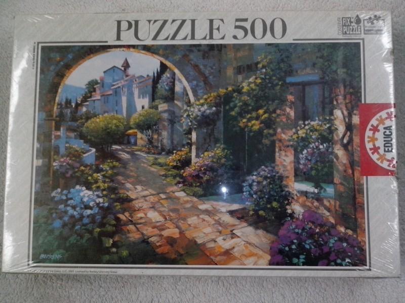 Puzzle EDUCA 500 kom