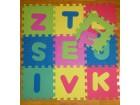 Puzzle za pod – Podne mekane puzzle