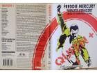 QUEEN + FREDDIE MERCURY TRIBUTE CONCERT - 2 DVD