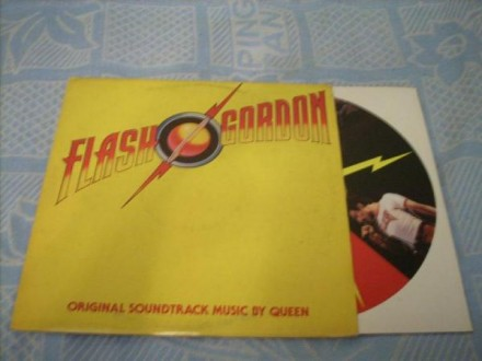 Queen – Flash Gordon (Original Soundtrack Music) LP