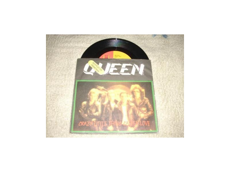 Queen-Crazy Little Thing Called Love 7` singl