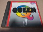 Queen - Live Usa Rare Live In Concert Cd (made Germany)