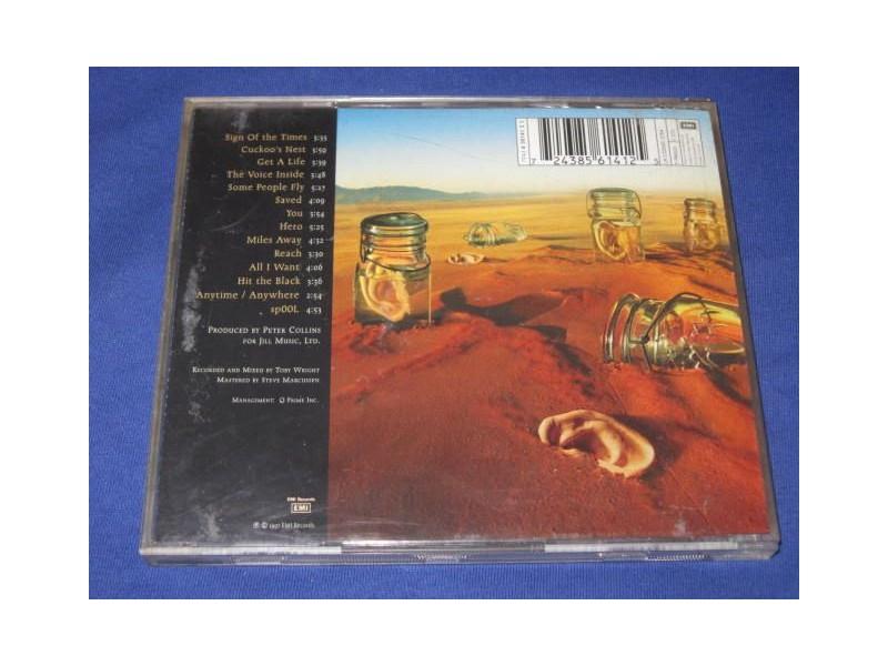 Queensrÿche - Hear In The Now Frontier