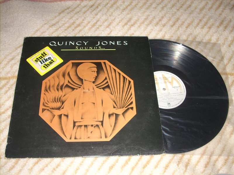 Quincy Jones - Sounds ... And Stuff Like That!!