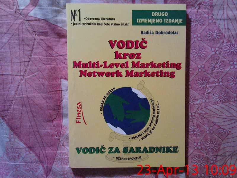 R. DOBRODOLAC --  VODIC KROZ MULTI LEVEL MARKETING