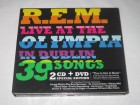 R.E.M.-Live At The Olympia In Dublin 39 Songs (2CD+DVD)