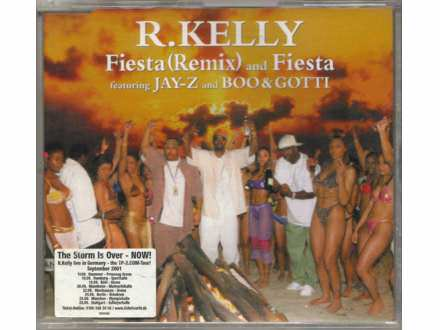 R. Kelly, Jay-Z, Boo & Gotti - Fiesta (Remix) And Fiesta