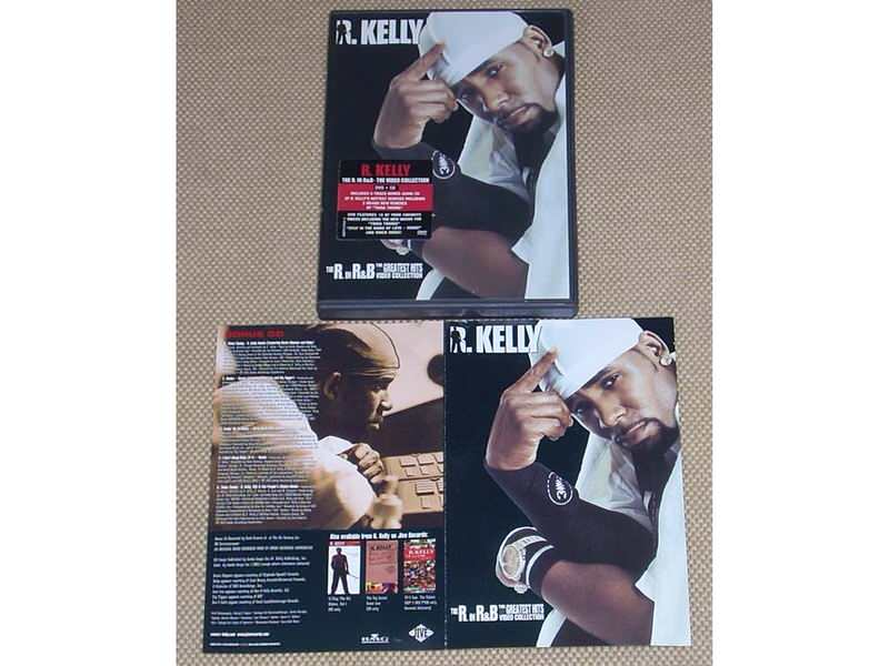 R. Kelly - The Video Collection (Greatest Hits)