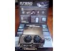 R7850 2GbD5/OC 256Bit-a Twin Frouzer III,10/10 ful pak!