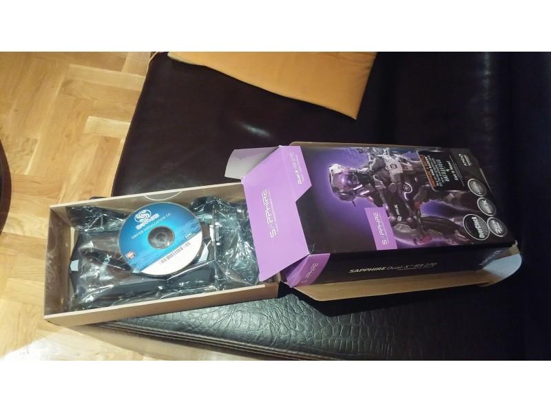 R9 270 Sapphire Dual X OC Edition