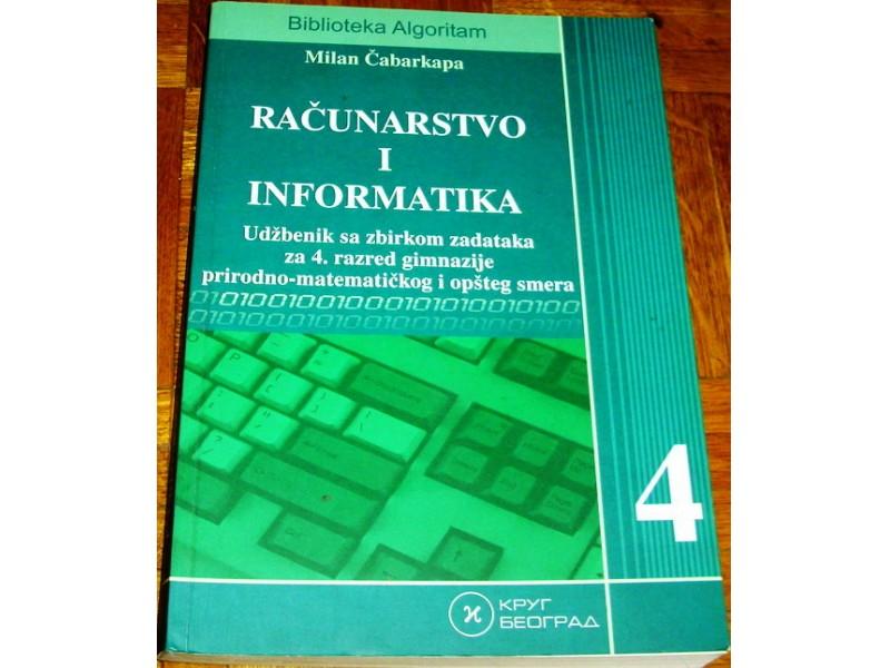 RAČUNARSTVO I INFORMATIKA 4 - Milan Čabarkapa