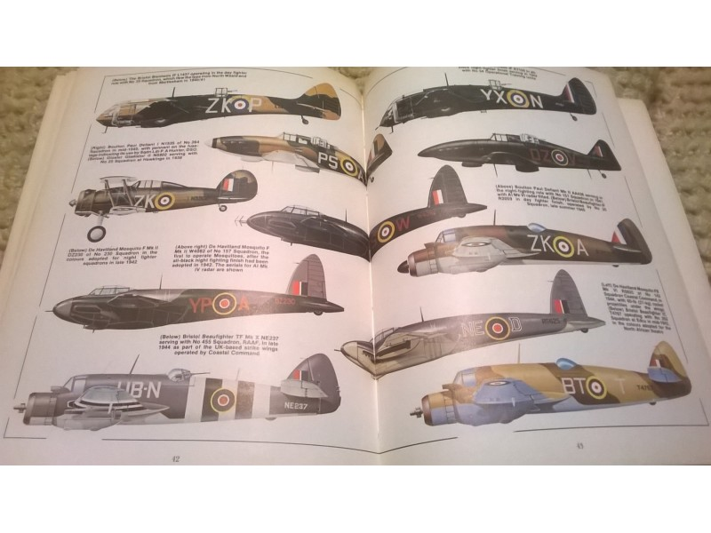 RAF Fighters Part 1