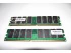 RAM MEMORIJA  Transcend DIMM 512MB, DDR-400, CL2.5
