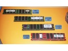RAM MEMORIJE - 4 Modela - 3x512MB + 1x1GB