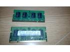 RAM memorija DDR2 za laptop 2x1GB