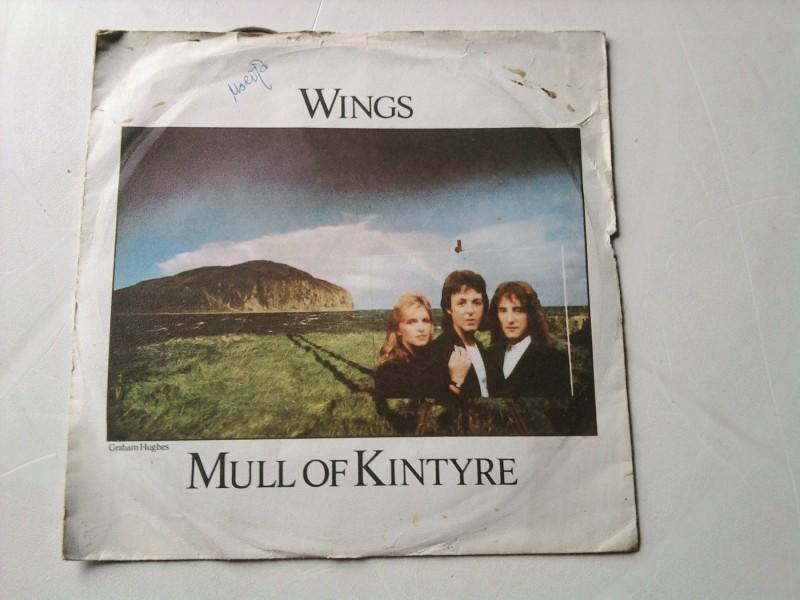 RASPRODA Wings - Mull Of Kintyre 2 pregleda Wings - Mul
