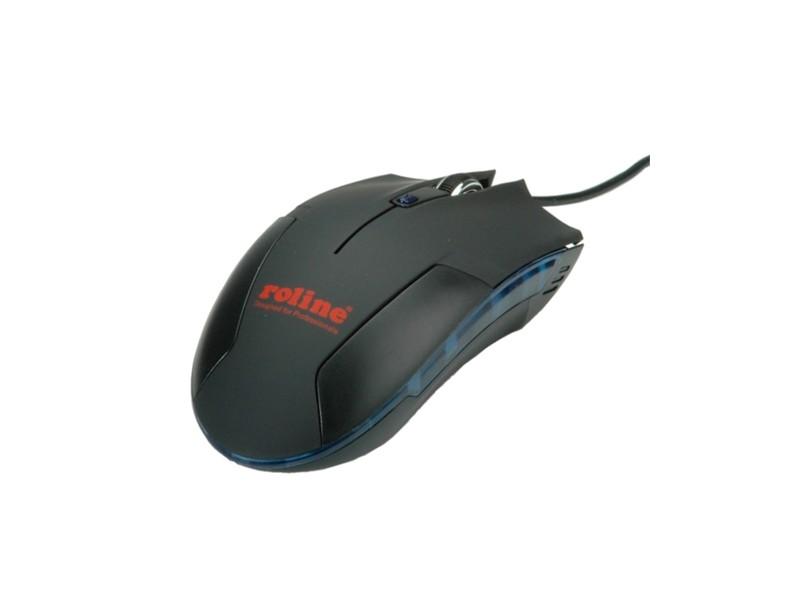 RASPRODAJA # Secomp Roline Gaming Mouse optical USB black