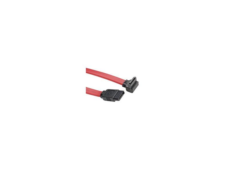 RASPRODAJA # Secomp Value Internal SATA 3.0 Gbit/s Cable, angled, 0.5m