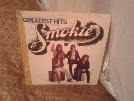 RASPRODAJA    smokie -greatest hits-