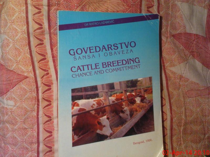 RATKO LAZAREVIC - GOVEDARSTVO SANSA I OBAVEZA