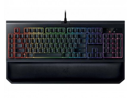 RAZER BlackWidow Chroma V2 USB US mehanička tastatura Orange Switch (RZ03-02031600-R3M1)