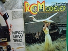 RC MODELER MAGAZINE-1975.(No-7-12.)-AVIATION MODELS AIR