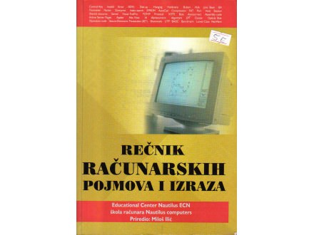 RECNIK RACUNARSKIH RECI I IZRAZA
