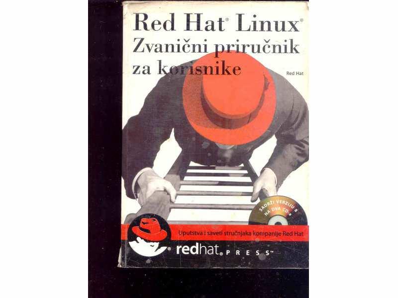 RED HAT LINUX -ZVANICNI PRIRUCNIK ZA KORISNIKE