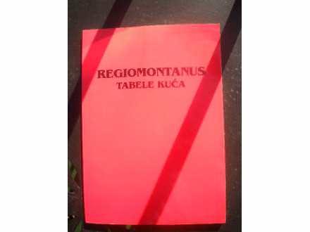 REGIOMONTANUS - TABELA KUCA