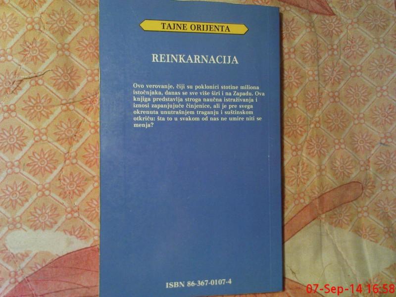 REINKARNACIJA  -  PATRIK RAVINJAN