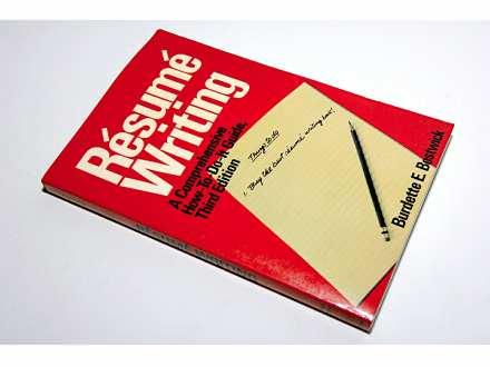 RESUME WRITING - BRUDETTE E. BOSTWICK