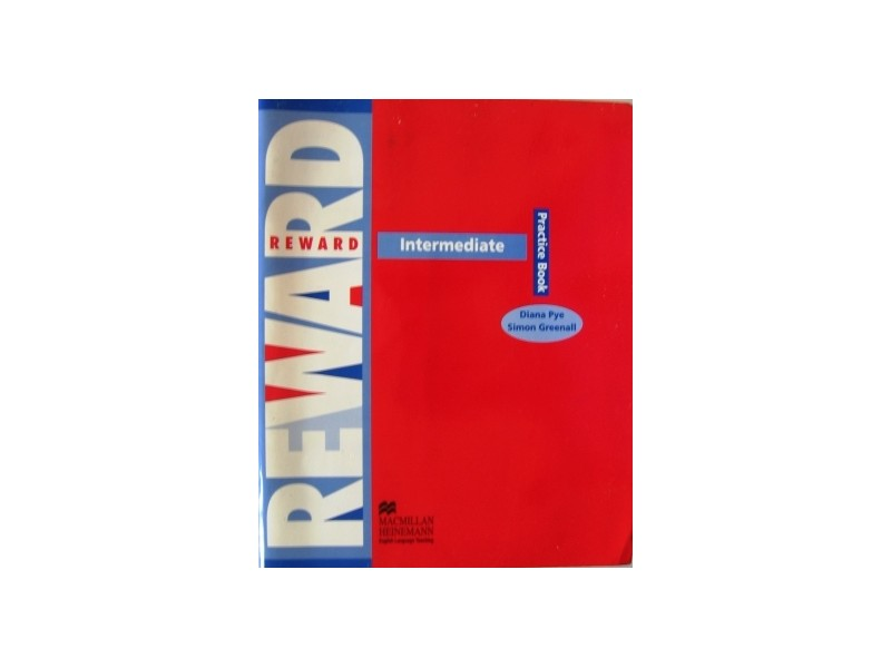REWARD Intermediate Practice Book -  r.sv.  za II sr.š
