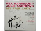REX HARRISON & Julie  Andrews  -  My  Fair Lady