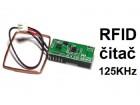 RFID citac kartica i cipova - RDM6300 - 125KHz